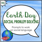 Earth Day Social Problem Solving