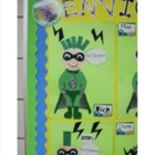 Earth Day Super Hero!