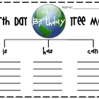 Earth Day Tree Map