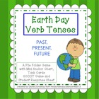 Earth Day Verb Tenses (past, present, future)