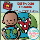 Earth Day...A trash free lunch!