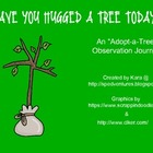 Earth Day/Springtime Tree Observation Journal