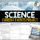 Earth Science / Geography Current Events Project