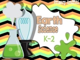 Earth Science Interactive Journal {K-2}