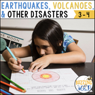 Earth Science Pack: Earthquakes, Volcanoes &amp; other disasters 