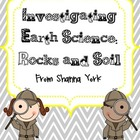 Earth Science Vocabulary Flapbook Freebie!