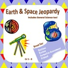 Earth Science and Scientific Process Classroom Clash Game
