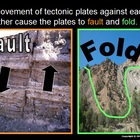 Earthquakes, Faults, Folds, Tsunami, Seismograph, HW, Notes, More