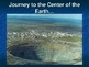 Earth's Interior, Plate Tectonics, Volcanoes and Earthquakes