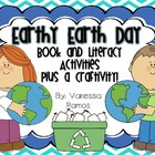 Earthy Earth Day {Book &amp; ELA Activities Plus Craftivity}