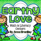 Earthy Love Math &amp; Literacy Centers {Common Core Aligned}