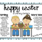 Easter 12 Literacy Centers