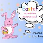 Easter Activities SmartBoard Lessons for Primary Grades