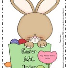 Easter Alphabetical Order