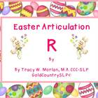 Easter Articulation - R !