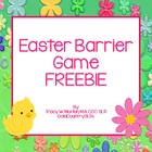 Easter Barrier Game