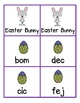 Easter Bunny Nonsense Word Game