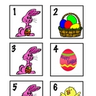 Easter Calendar Pieces