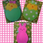 Easter Chick and Peep Craftivity