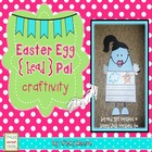 Easter Craftivity {Easter Egg Head Pal}