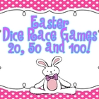 Easter Dice Race Games (20, 50 and 100)