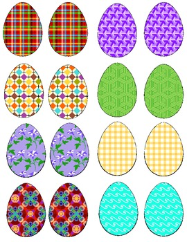 Easter Egg Activities for Early Learners