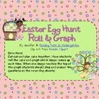 Easter Egg Hunt Roll & Graph Activity