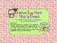 Easter Egg Hunt Roll &amp; Graph Activity
