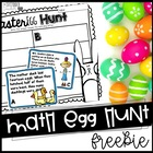 Easter Egg Math Hunt Fun!