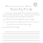 Easter Egg Mixup Sequencing Activity