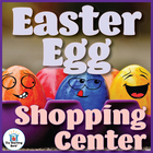 Easter Egg Shopping~Money Counting/Making Change Math Center
