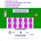 Easter Egg Ten Frame Game