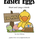 Easter Eggs:  Long and Short e