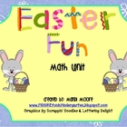 Easter Fun MATH Unit