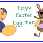 Easter Game- Hoppy Easter Egg Hunt