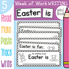 Easter Kindergarten Printable Writing Book