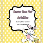 Easter Line Plot Graphing