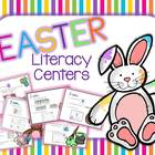 Easter Literacy Work Stations