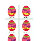 Easter Math Activities: Solving 2 Step Equations