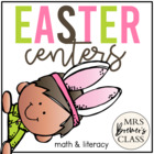 Easter Math & Literacy Activities