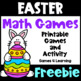 Easter Math Printables