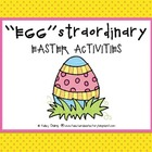 Easter Math and Reading Activities
