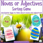 Easter Nouns or Adjectives