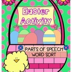 Easter Parts of Speech Activity