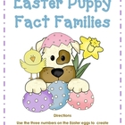 Easter Puppy Fact Families