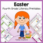 Easter Quick Common Core Literacy (fourth grade)