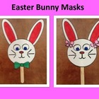 Easter Rabbit Masks
