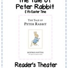Easter Reader's Theater: The Tale of Peter Rabbit