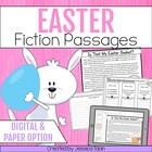 Easter Reading Comprehension Pack