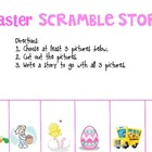 Easter Scramble Story